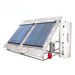 Heat-Pipe Solar Water Heater