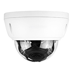 4MP 2.8-12mm Varifocal Dome Poe Network Security IP Camera
