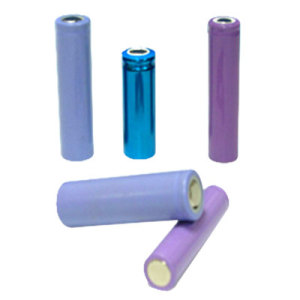 Li-ion Cylindrical Battery (3.7V, 18650, 26650)