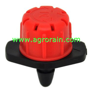 Micro Irrigation Sprinklers Adjustable Emitter Water Dripper 1-70L/H