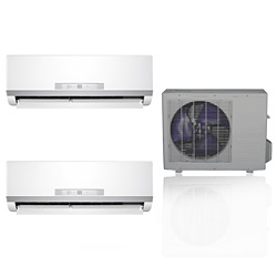 Cooling and Heating R410A 220V~240V 50Hz 9000BTU Multi Zone Split Air Conditioner