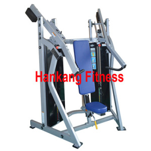Hammer Strength, Gym, Fitness Equipment, MTS Machine, ISO-Lateral Incline Press (MTS-8001)