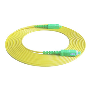 62.5/125 Multi Mode Sc-Sc Simplex 30cm Fiber Patch Cord Cable