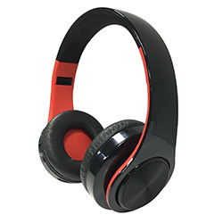 Bluetooth Headset with FM and Support TF Card