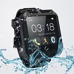 Genuine IP68 Waterproof Shockproof Dustproof Smart Watch