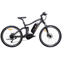 700c Full Suspension Mountain Electric Bike En15194