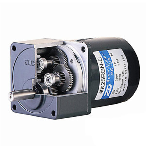 ZD 15W, 25W, 40W~140W Electric Induction AC Gear Motor