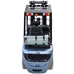 Royal 2.5 Ton LPG & Gasoline Forklift Truck with Japanese Engine