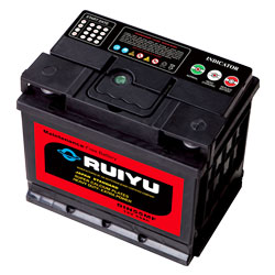 High Quality 12V45ah DIN Standard Acid Lead Car Battery