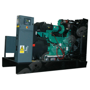 250kVA Electric Powered by Cummins Diesel Generator Generating Set (SDG250DC)
