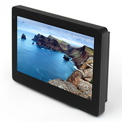 on-Wall Android Tablet PC for Smart Home with Poe Cvbs
