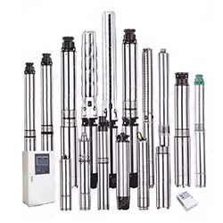 Top Grade Quality Submersible Deep Well Pumps for Irrigation and Household Driking