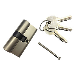 High Security Brass S-Groove Key Lock Cylinder (L-60mm 3N S2)