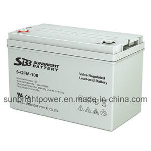 12V200ah Deep Cycle Solar Power VRLA UPS Battery for 48V Solar Wind System