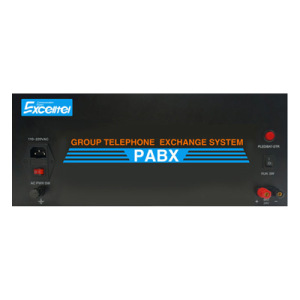 Pabx Hybrid Telephone System for Hotel 32256 PBX 32 Co Lines 256 Extensions