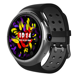 Amoled Touch Screen WiFi GPS Quad-Core 1GB+16GB 3G Android 5.1 Smart Watch Z10