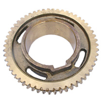 Machinend/Machinery Part Worm Gear with High Quality and ISO Certification