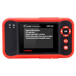 Launch Creader Crp123 Code Scanner Original Support for Multi Brand Car Diagnostic Tool