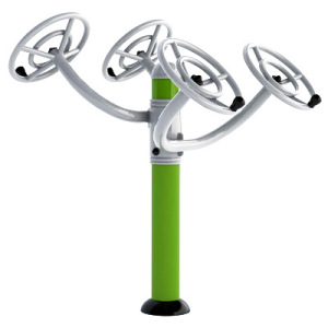 Outdoor Fitness Equipment of Taichi Spinner