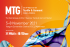 The 9th Myanmar Int′l Textile & Garment Machinery Exhibition (MTG)