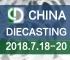 CHINA DIECASTING 2018