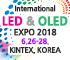 16th LED & OLED EXPO 2018