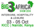 BIG THREE AFRICA 2014