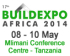 17th BUILDEXPO TANZANIA 2014