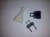 2 Round Pin PVC Plug