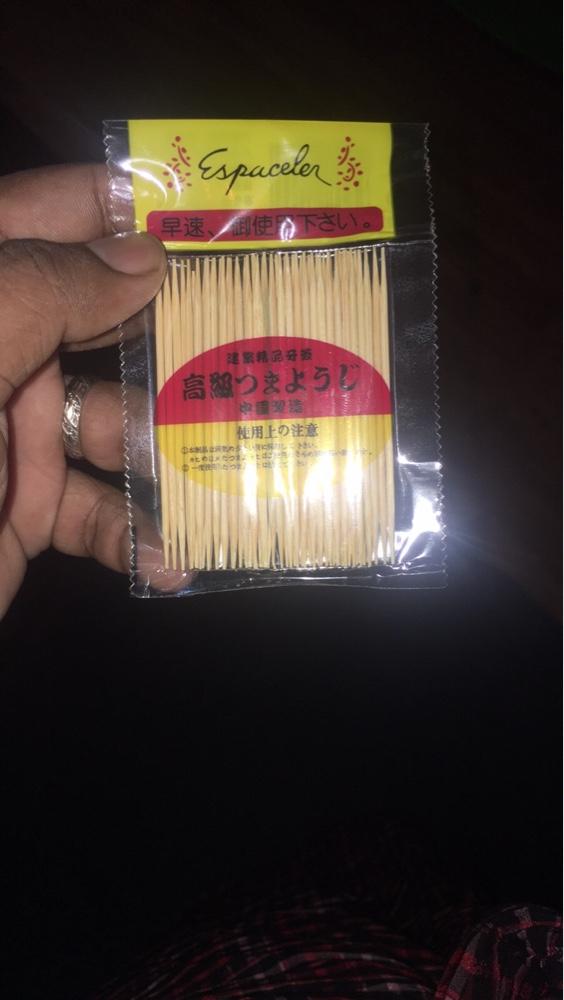 Tooth Pick Espacelen Brand