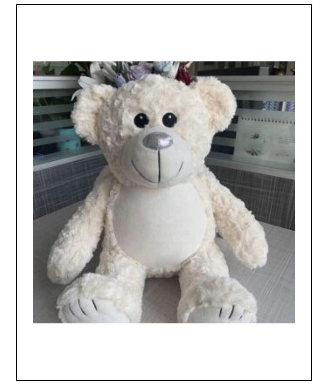 Plush Teddy Bears and Animals