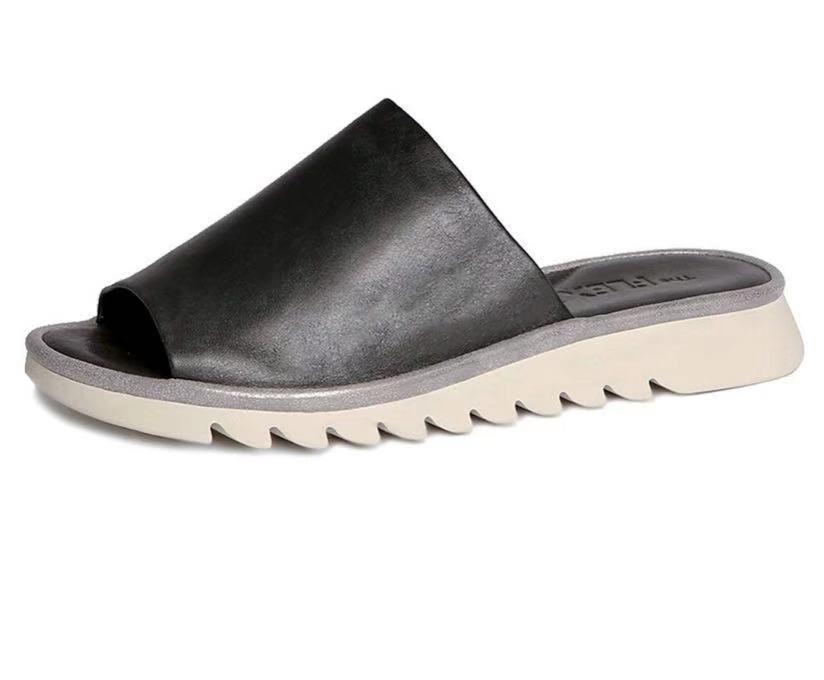 Comfort Leather Sandal
