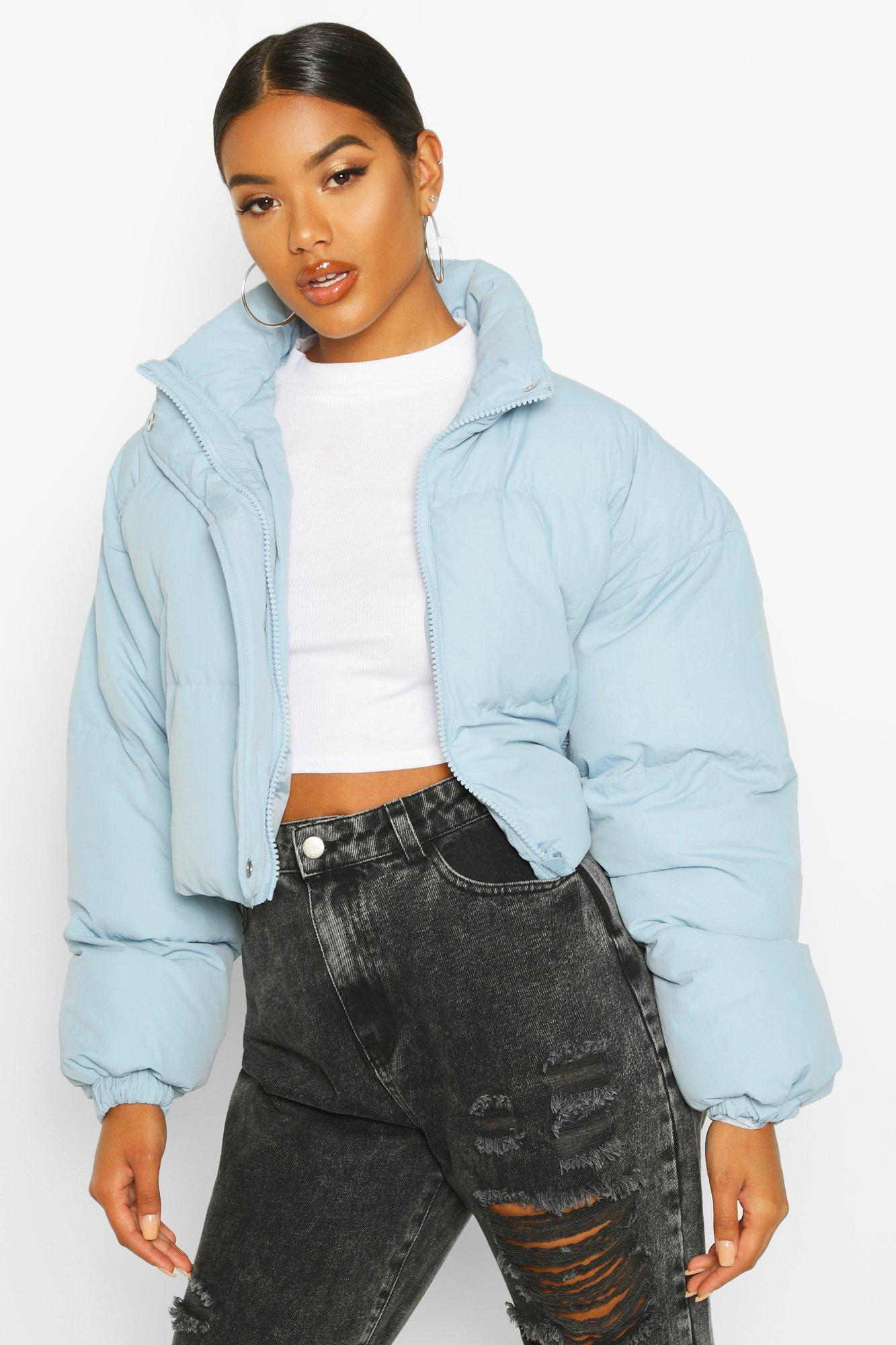 adidas Originals Womens Cropped Puffer Jacket | Life Style