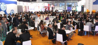 The Tenth LED China in Area B of Pazhou Exhibition Hall Will Come to an End Today