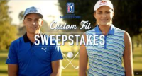 PGA Superstore Campaign Features Rickie Fowler And Lexi Thompson