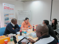 VIP Buyer One-Stop Service for South Africa Buyer Delegation