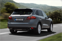 Cayenne S Diesel SUV Is Launched by Porsche
