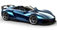 Rezvani Introduces 700HP Beast X