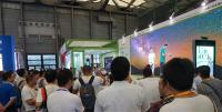 Chipshow's New Products Attract a Crowd of People in The Shanghai Exhibition