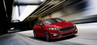 Ford Reveals New 2017 Fusion Series Sedans