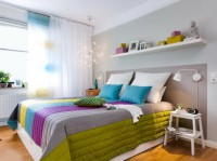 IKEA Bedroom Renovation Solved The Problem of Lack of Space