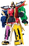 Bandai Launches Power Rangers Super Megaforce Toy Line