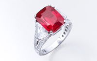 """Graff Ruby"" to Sell for as Much as $9 Million at Its Auction in Geneva Next Month"