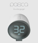 Can Be Hung on a Key Ring of Tire Pressure Gauge: Pasca