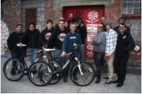Giant Delivered 20 of 100 Mountain Bikes That It Donated to Hurricane Sandy Relief Effort