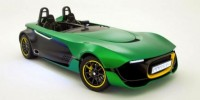 Images of the Caterham AeroSeven concept have been leaked