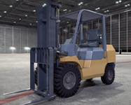 China's Fork-Lift Trucks Export Analysis in 2015