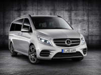 Mercedes-Benz Decks up V-Class Models