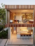 Modern And Stylish Home Embracing The Surroundings