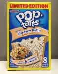 Kellogg Unveils Five New Pop Tart Flavours to Launch in December and Spring 2016